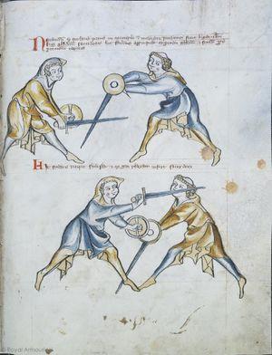 Walpurgis Fechtbuch (MS I 33) ~ Wiktenauer ~☞ Insquequo